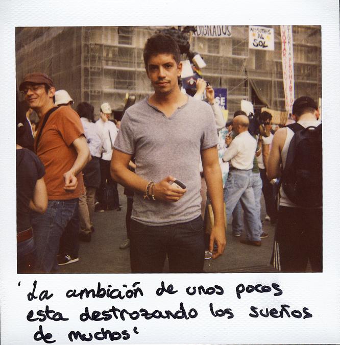 Victor Navarro. 25 años. Ingeniero informático.