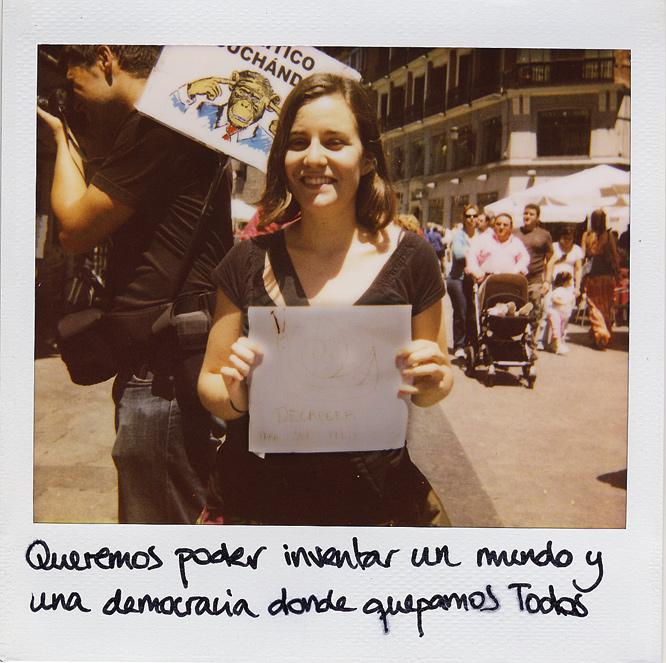 Lucía Fernández. 26 años. Licenciada en Ciencias Medioambientales.
