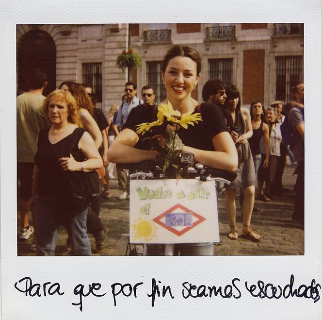 Eva Cedenilla. 28 años. Psicóloga.